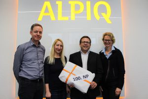 Alpiq InTec breaks the line of 100 national projects.