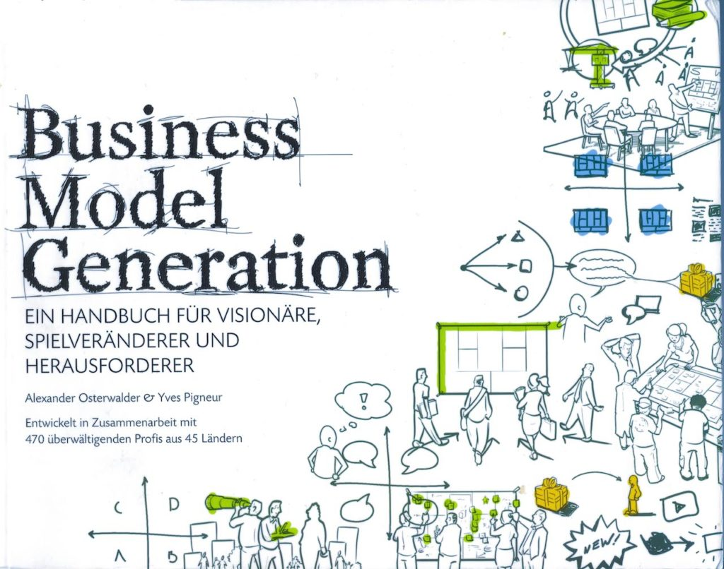 Business Model Generation for Sales