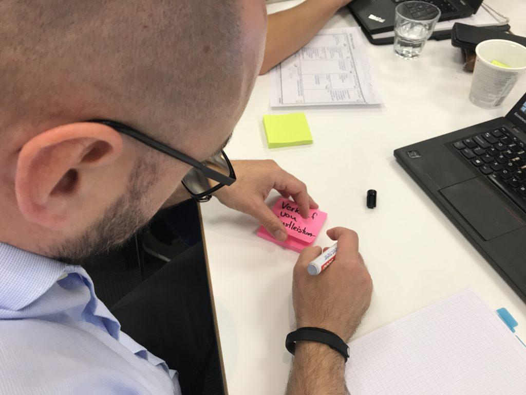 Design Thinking im Geschäftskunden-Vertrieb (B2B Sales)